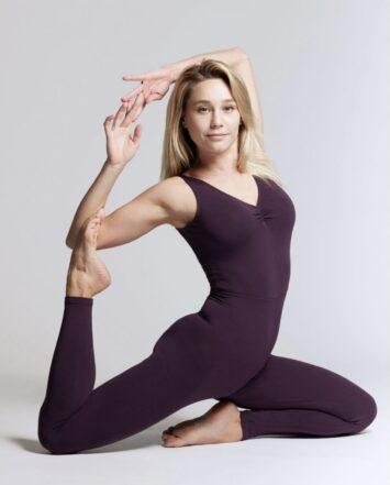 "TempsDanse ""Adda"" Yoga-Jumpsuit"